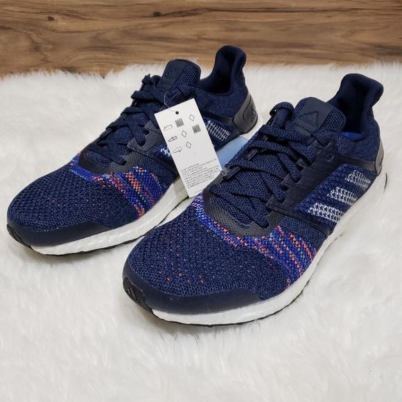 2a058e9c13e72 NWT Adidas Ultraboost ST Indigo Blue Shoes